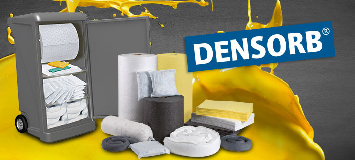 Absorbenter från DENSORB