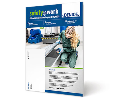 safety at work - Absorbenter